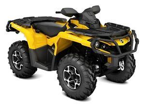 Can-am Outlander XT 650 ATV