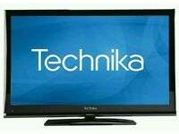 "Technika 32"" LCD tv builtin freeview media player fullhd mint condition"