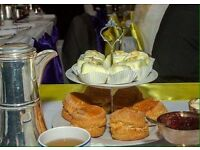 2 tier cake stands
