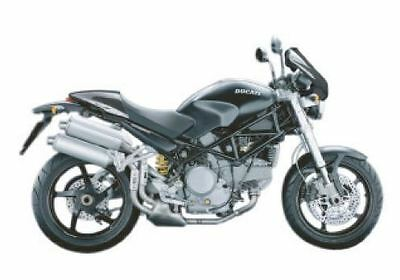 DUCATI MONSTER S2R 800 WORKSHOP SERVICE REPAIR MANUAL ON CD 2006 - 2008