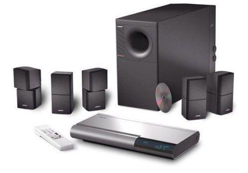 bose lifestyle 25 tv video home audio ebay. Black Bedroom Furniture Sets. Home Design Ideas