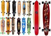Skateboard Longboard