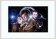 Matt Smith Signed