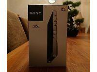 Sony NWZ-ZX1 128 GB Walkman with High Resolution Audio - Black