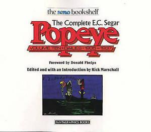 The Complete E.C. Segar Popeye, Vol. 10: Dailies, 1935-1937 (The Nemo Bookshelf)