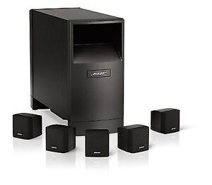 Bose Acoustimass 6 Speaker Ebay