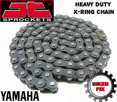 <em>YAMAHA</em> XS500 AB SPOKE WHEEL 75 77 UPRATED X RING HEAVY DUTY CHAIN