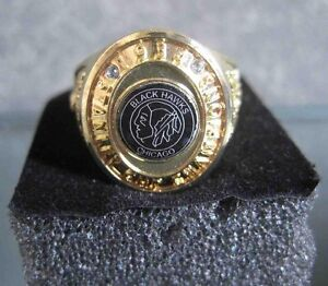MOLSON STANLEY CUP COMMEMORATIVE RING - Chicago