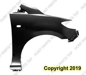 Fender Front Passenger Side With Rocker Moulding CAPA Mazda 5 2006-2009