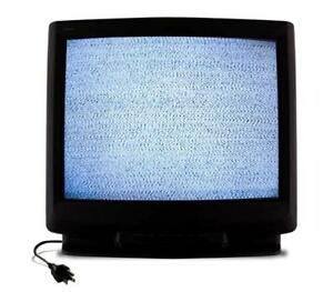 36 inch CRT TV