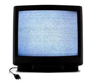 36 inch CRT TV