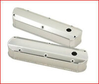 MR. Gasket - Polished Alum. Valve Covers SBF