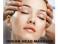 Indian Head Massages