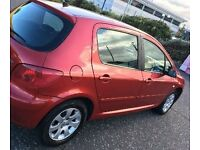 **LOW MILEAGE **[2005] PEUGEOT 307 1.4 5 DOORS (MOT MAY 2017 & FULL SERVICE HISTORY