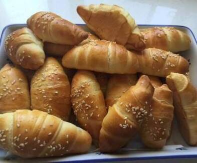 Macedonian Cheese Roll (KIFLI)!! Made to order and Delivered