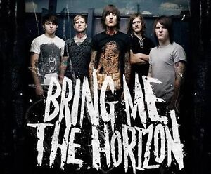 2x Bring Me The Horizon Tickets PERTH Coogee Cockburn Area Preview
