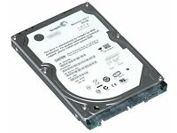 Laptop 250gb Harddrive New Ideal for X Box & PlayStation