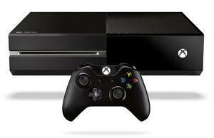 PAWN PRO'S HAS XBOX ONE 500 GB CONSOLE WITH 1 CONTROLLER