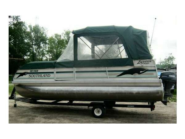 Used 2000 Other SOUTHLAND LUXURIA 20 PONTOON BOAT