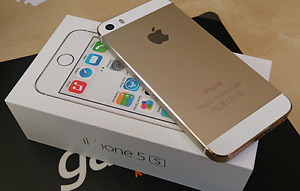 White bell iPhone 5S 16GB!