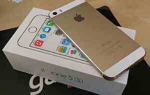 GOLD Apple iPhone 5S - 16 GB - Bell / Virgin
