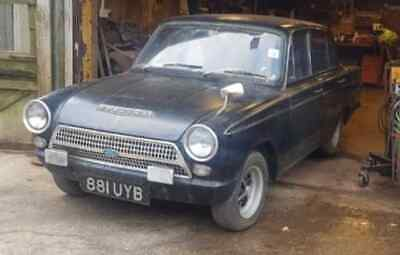 Mk1 ford cortina running&Driving! Poss px/swap t4 classic soft top motorbike