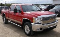 2013 Chevy 2500 4x4 **DURAMAX**  ---->  100% CREDIT APPROVAL!