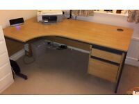 L Shaped Office Desk for Sale