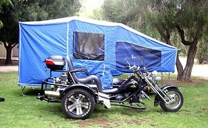 2012 Time Out Camper Trailer for Bike or Small Car Guyra Guyra Area Preview
