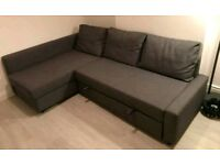 Corner Sofa bed. Only £300 *Free Delivery & Free Assembly*