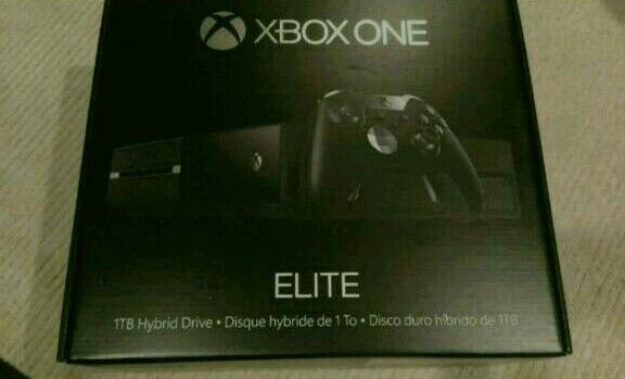Xbox One Elite 1Tb Boxed Mintin Huddersfield, West YorkshireGumtree - Mint condition xbox elite 1000gb/1tbBoxed Regular Xbox One padHdmiPower cablesMeet in Huddersfield Town center.Text or ring on 07378539479Swap for either samsung galaxy s6 mint condition must be either on three or unlocked.Swap for ps4