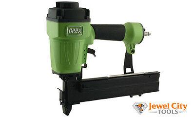 Brand New Grex 16 Gauge 2 Length 716 Crown Stapler - 1151 660292100101