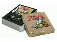 Nintendo Zelda spirit tracks and collectors edition guide