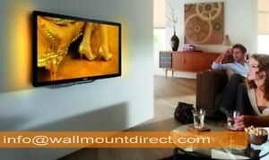 Flat Screen TV Wall Mounting all brands LED,Curve TV & PLASMA...
