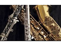 Flute Clarinet Saxophone Piano Tuition 🎵 Katy Clark