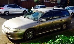 1998 Holden Berlina Wagon Melbourne CBD Melbourne City Preview