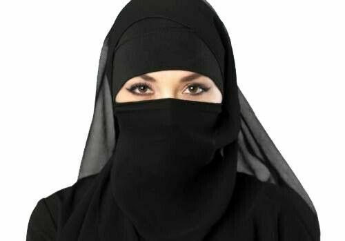 New Hijjab design Muslim Hijjab for Girls color Black Free Shipping