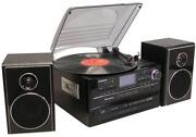 Hi Fi System with Turntable