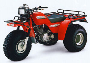 Looking for a Honda Big Red