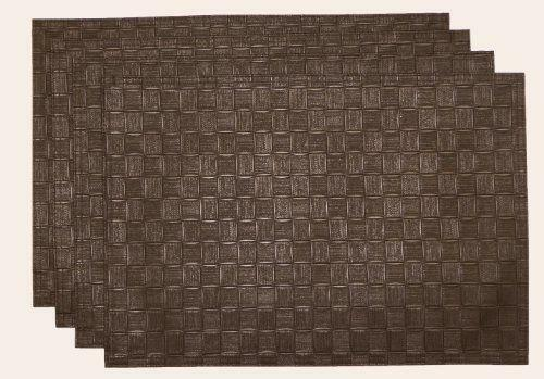 Faux Leather Placemats Ebay