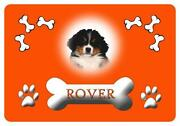 Personalised Dog Mat