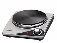 Brand New Trisa Electric Hob, 1 Ring, 1500 Watt RRP £50, £35 open to offers