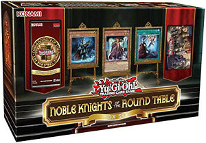 Yu-Gi-Oh! Noble Knights of the Round Table Box Set at JJ Sports