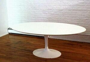 Oval Dining Table EBay - Glass oval dining table