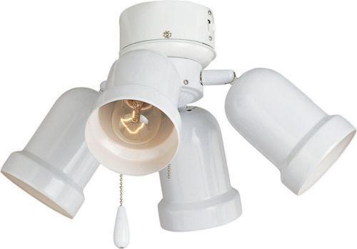 Ceiling Fan Light Fixture Ebay