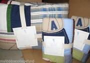 Pottery Barn Kids Boys Quilt