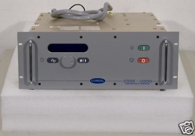 New Comdel Cdx-1000 13.56mhz/2mhz Dual Fre Rf Generator Amat Pn: 0190-07242