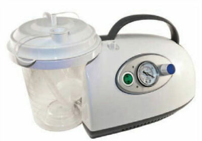 Roscoe Medical Portable Suction Machine Aspirator W Battery 50006