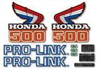 CR500 Decals