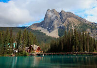 Emerald Lake Lodge, Field BC - Housekeepers Required